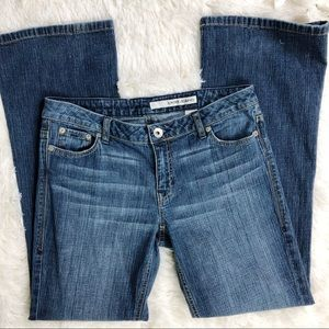 DKNY Time Square Flare Jeans Size 30R